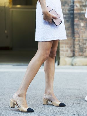 French Girls Love These Summer Shoes, and We Really Do Too
