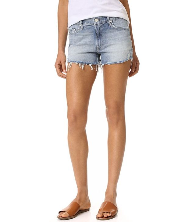 Mother The Teaser Fray Shorts