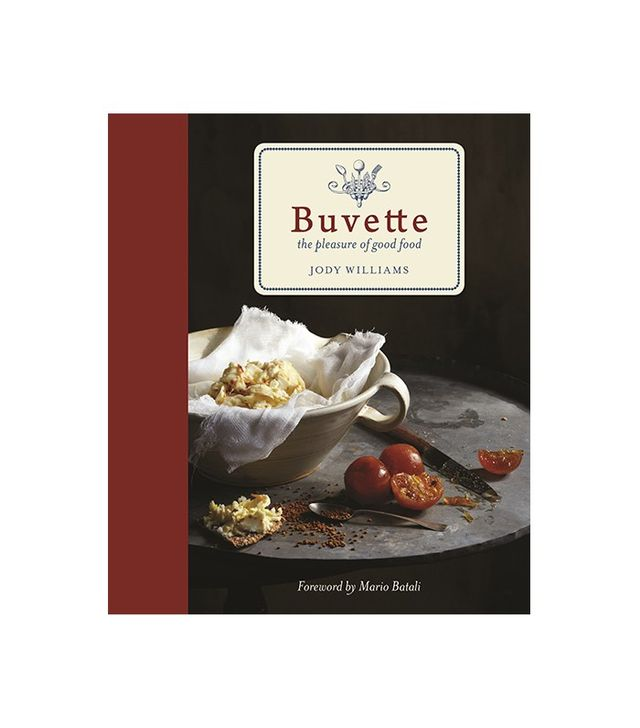 Buvette Cookbook by Jody Williams