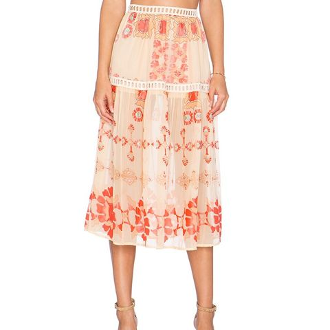Barcelona Midi Skirt
