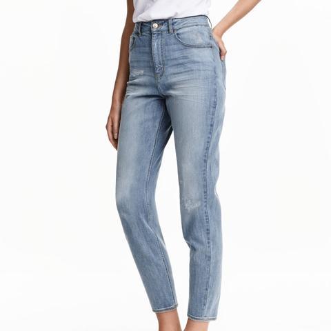 Mom Trashed Jeans