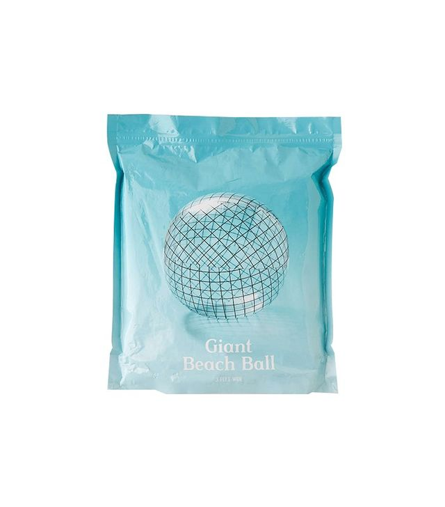 Urban Outfitters Oversized Grid Beach Ball