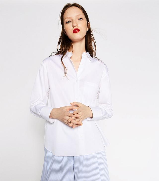 Zara Studio Shirt