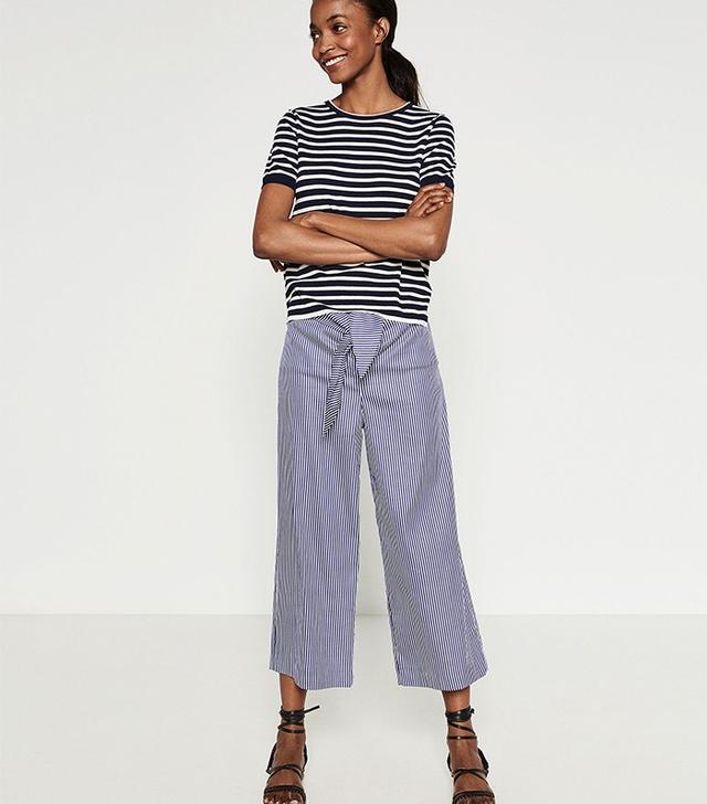 Zara Short Sleeve Sweater
