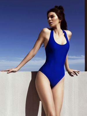 See Every Piece From Kendall and Kylie's New Swimwear Collection