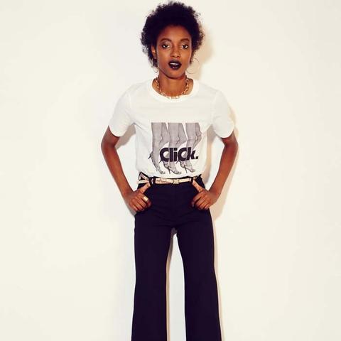 Click Legs Classic Fit T-Shirt