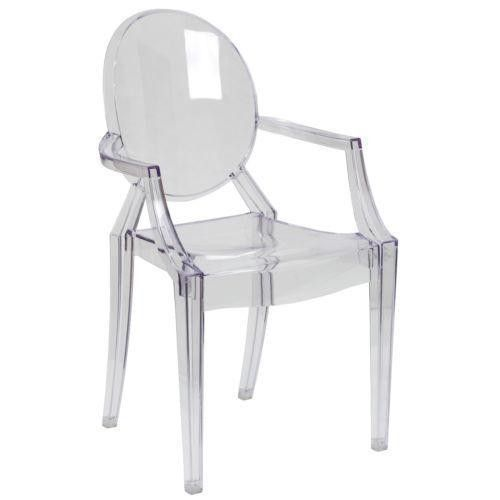 Matt Blatt Replica Philippe Starck Louis Ghost Armchair