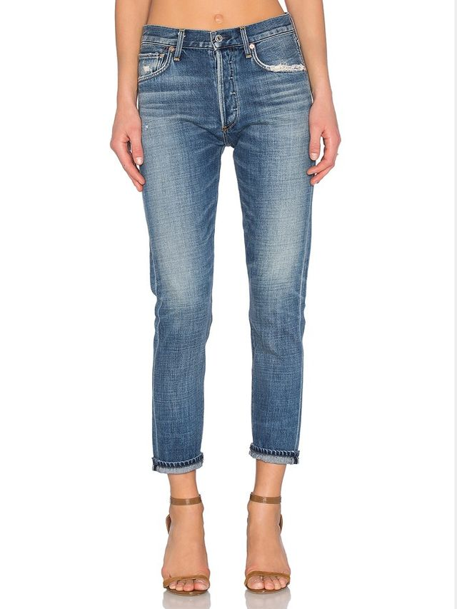 Citizens of Humanity Liya Premium Vintage High Rise Classic Jeans