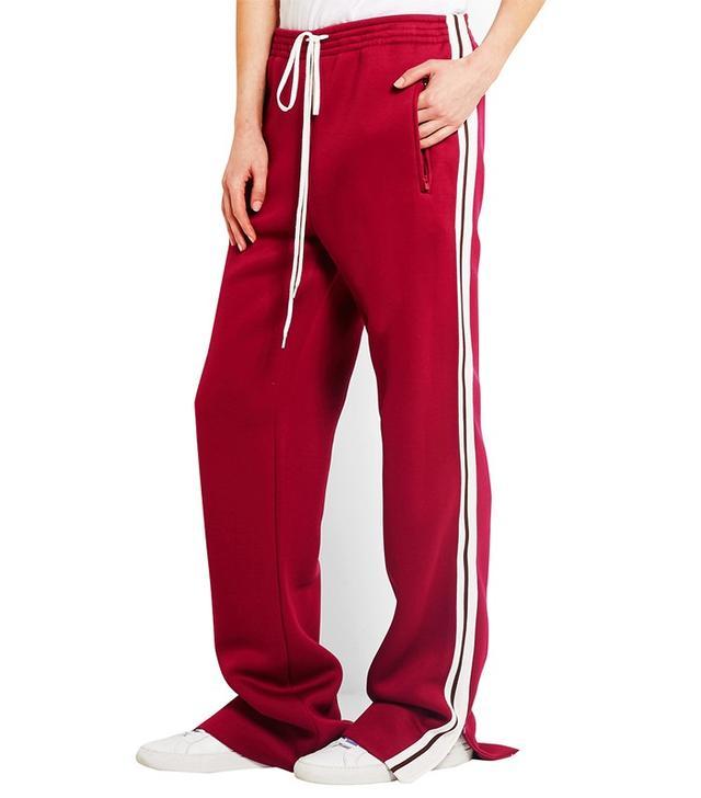 Chloé Jersey Wide-Leg Sweatpants