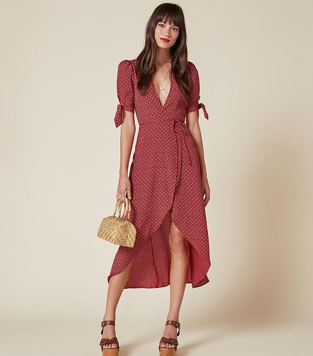 Reformation Royce Dress