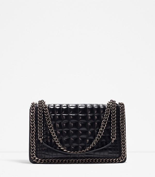 Zara Chain City Bag