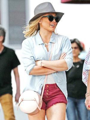 Where to Buy Hilary Duff's $30 Denim Shorts
