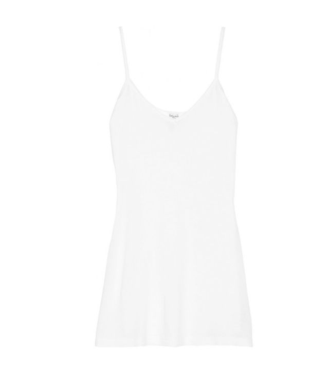 Splendid Cotton and Modal-Blend Tank