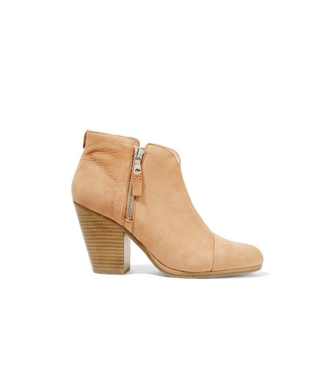 Rag & Bone Margo Nubuck Ankle Boots