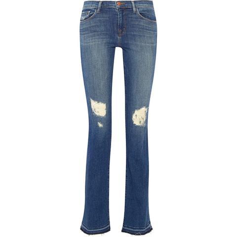 Brya Distressed Jeans