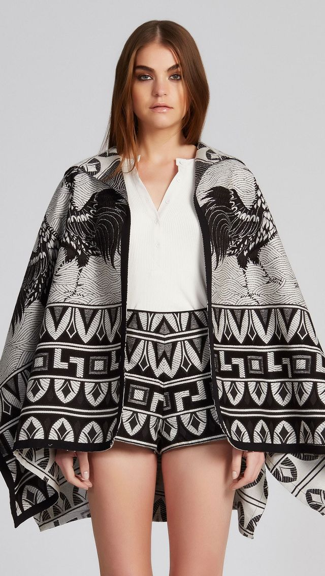 Alice McCall Inside Out Cape