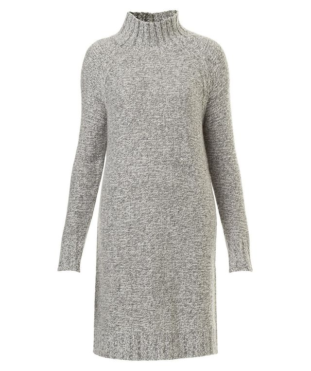 Sportsgirl Cosy Mock Neck Knit Dress