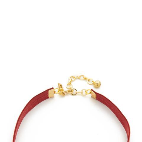 Velvet Choker Necklace