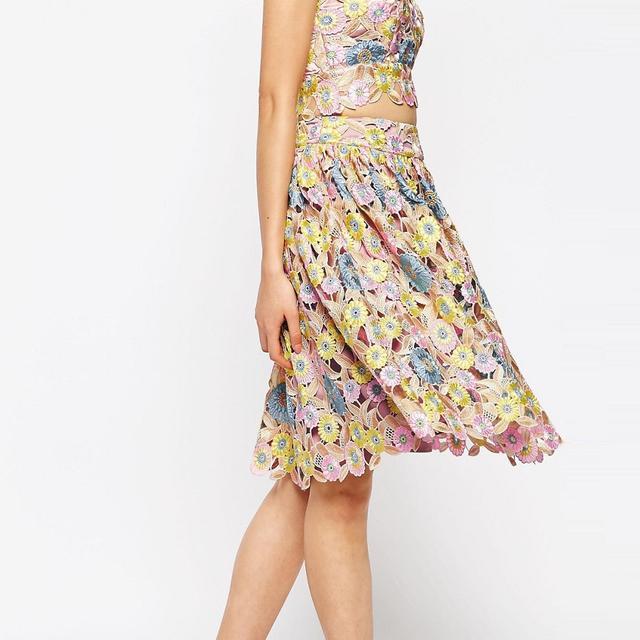 ASOS Lace Skirt