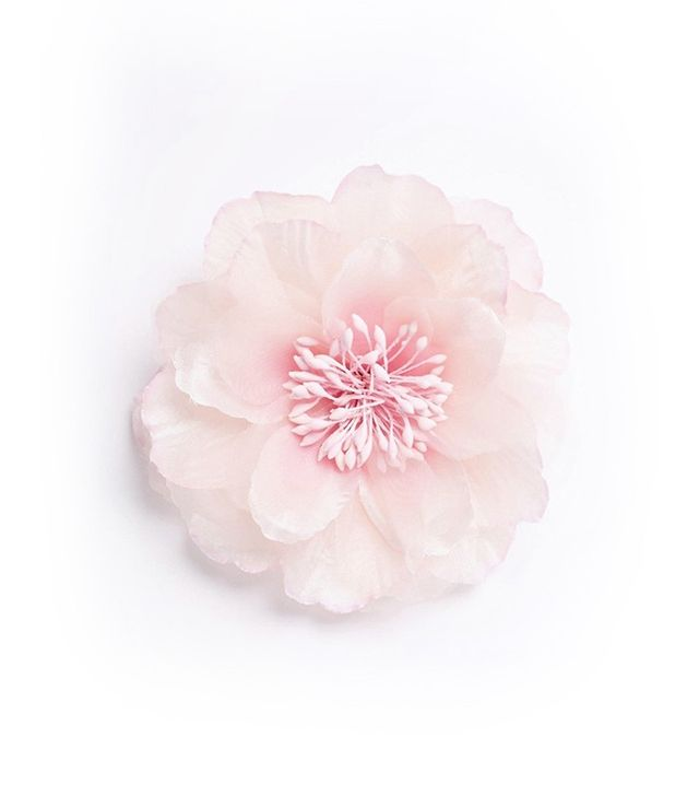 ASOS Blush Rose Hair Clip & Brooch