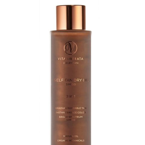 Marula Self Tanning Dry Oil SPF 50
