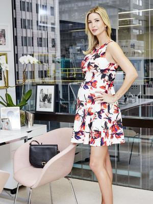 Ivanka Trump Reveals the Way Motherhood Has Shaped Her Career
