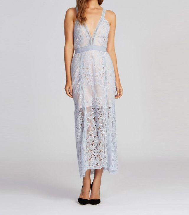 Alice McCall Wanderlust Dress Power Blue