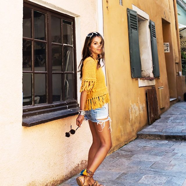 What Bloggers Wear on Vacation—and How to Get the Look for Less