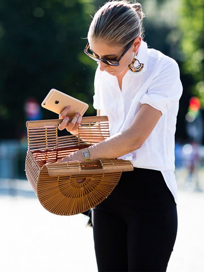 This Bamboo Bag Has A Cult Following Who What Wear