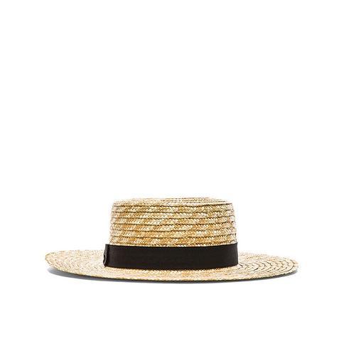 Sombrero The Spencer Boater Hat