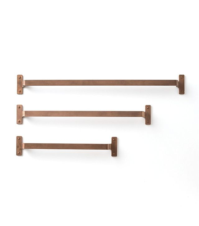 Schoolhouse Electric Copper Towel Bar