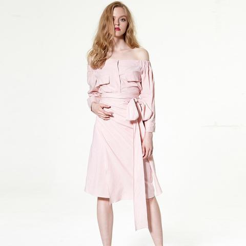 Bernadette Wrap Skirt
