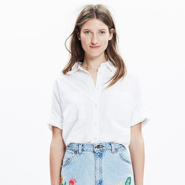 Prepare Yourself: Madewell Just Released the It Shorts of Summer