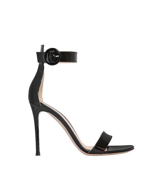 Gianvito Rossi Patent Leather Sandals