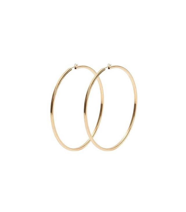 Jennifer Fisher Square Hoop Earrings