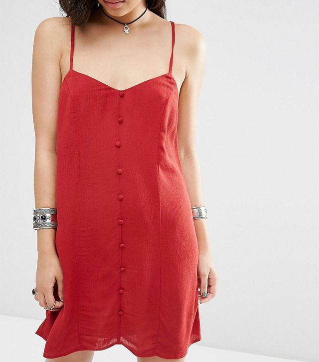ASOS Button Through Sundress