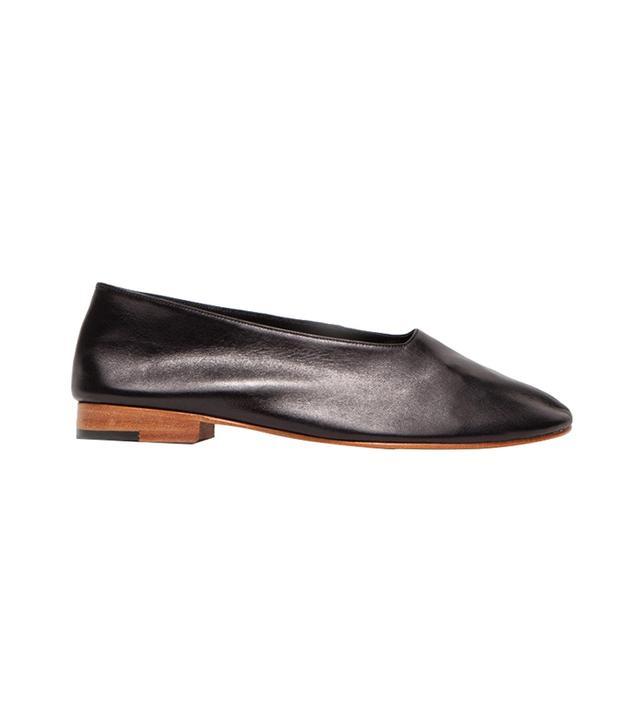 Glove Shoe in Black
