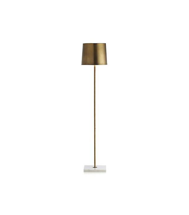Crate and Barrel Astor Floor Lamp