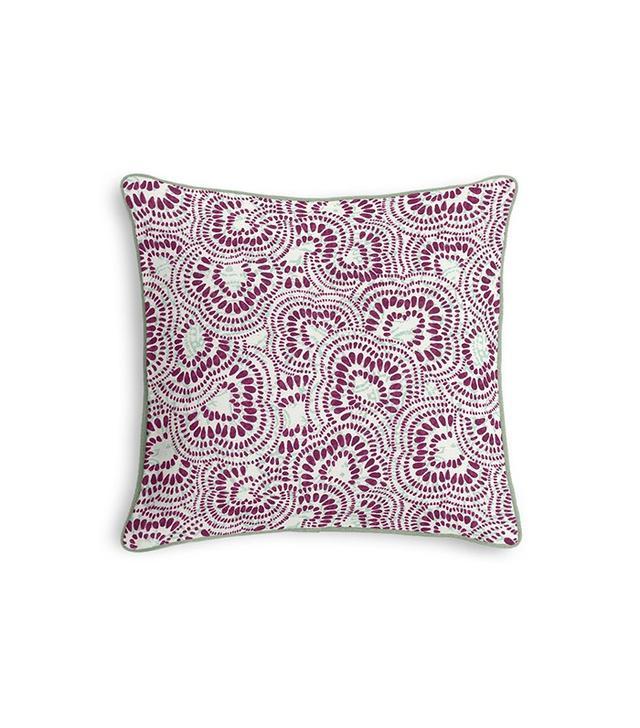 Loom Décor Corded Throw Pillow