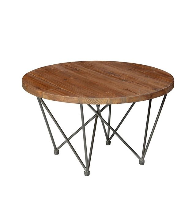One Kings Lane Denise Round Coffee Table