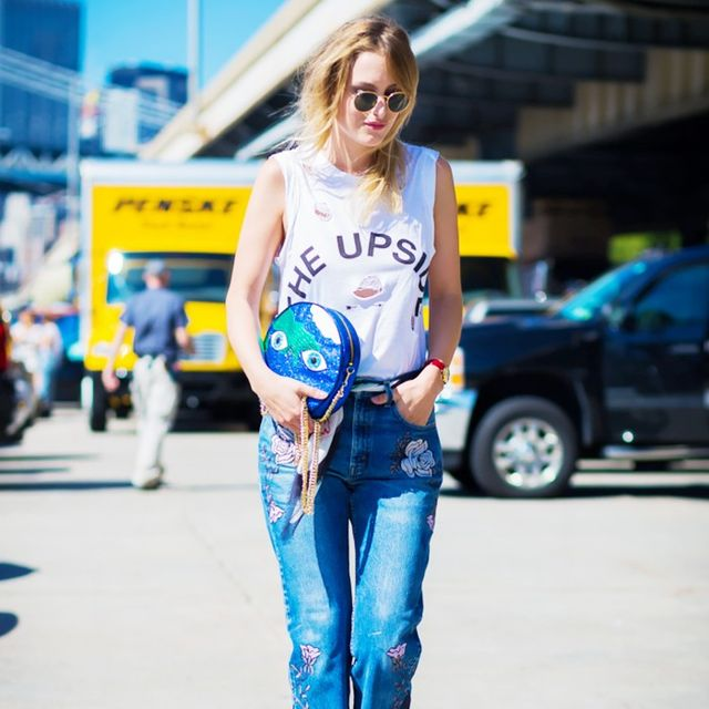 Fashion Girls Never Make This Denim Mistake