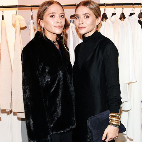 Olsen Twin Style: Oversize all your clothes and accessories