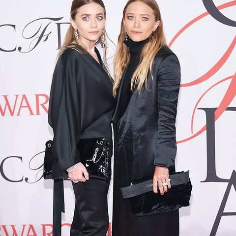 Olsen Twin Style: Wear flat shoes everywhere, including the red carpet