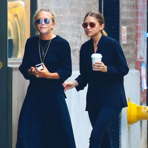 Olsen Twin Style: Everything can be an accessory—coffee cups included