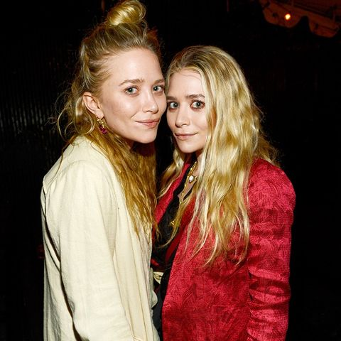 Olsen Twin Style: Never iron or roll up your sleeve cuffs