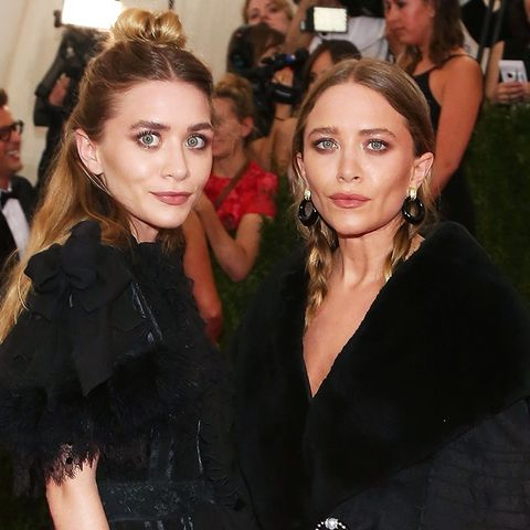 Olsen Twin Style: Black is always the new black