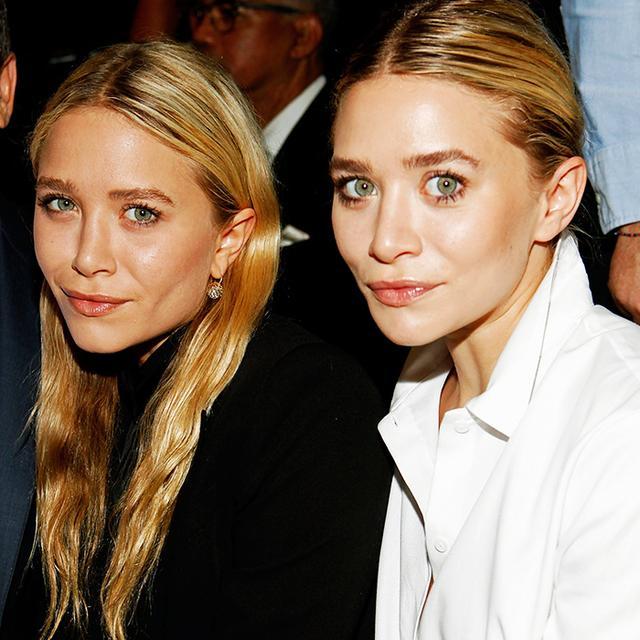 Olsen twin style: At J.Mendel in 2012