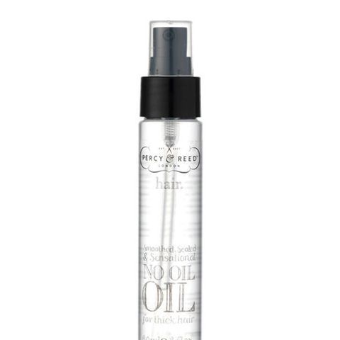 No Oil Oil for Thick Hair