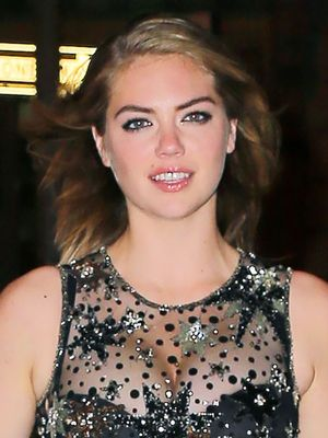 Kate Upton Wore an Unforgettable Outfit for Her Birthday