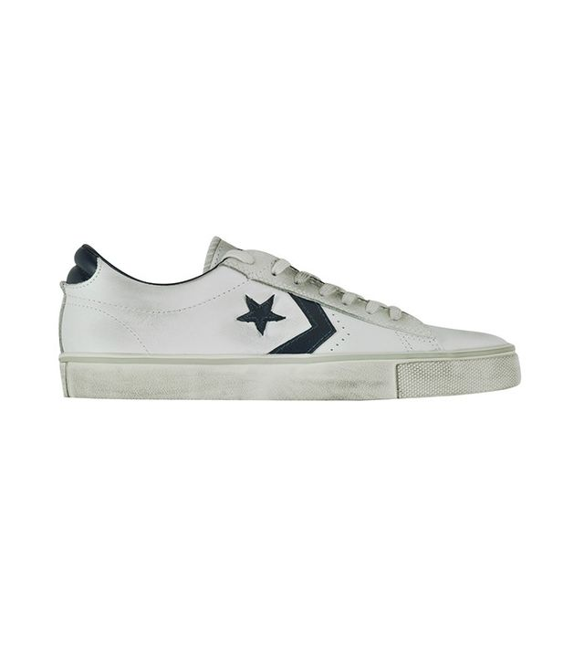 Converse Limited Edition Pro Distressed Leather Unisex Sneaker